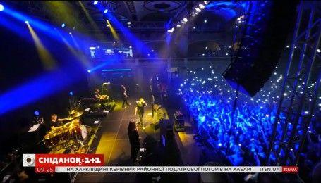 """Залаштунки світового туру """"Океану Ельзи"""": музична подорож до Праги"""