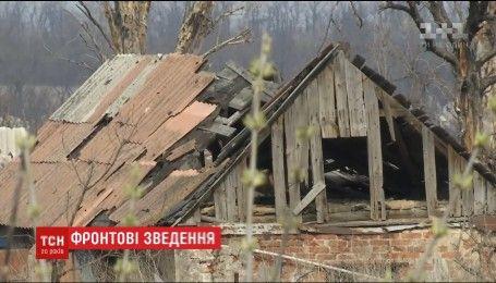 Жилые кварталы Авдеевки обстреляли боевики