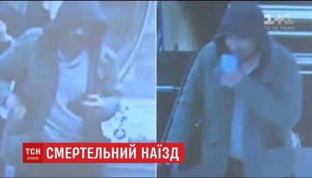 Поліція Стокгольма оприлюднила фотографії чоловіка, що може бути причетний до нападу