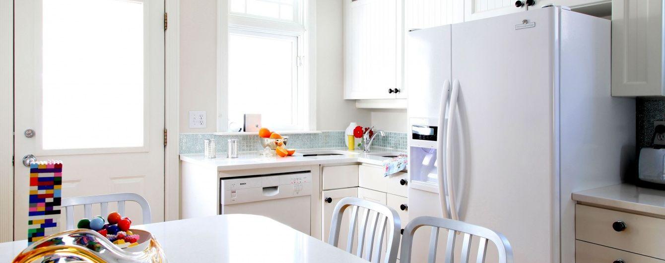 Холодильники від світових брендів на Palladium.ua