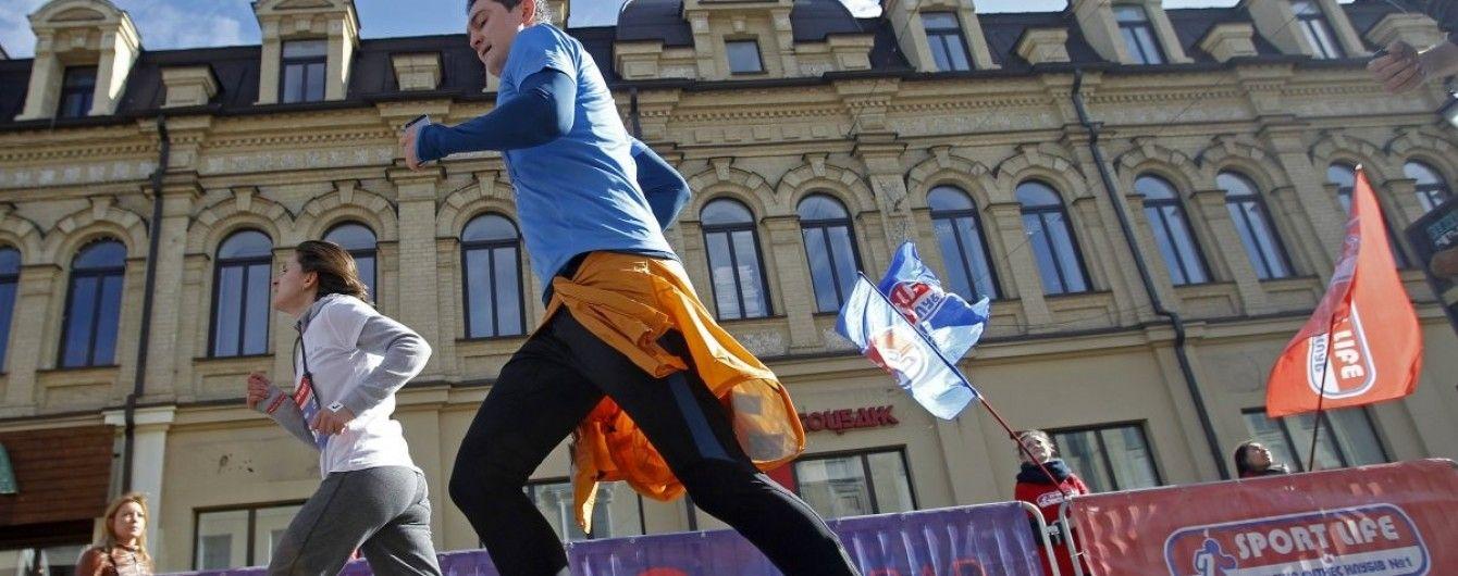 У Києві під час пробігу перекриватимуть центр міста