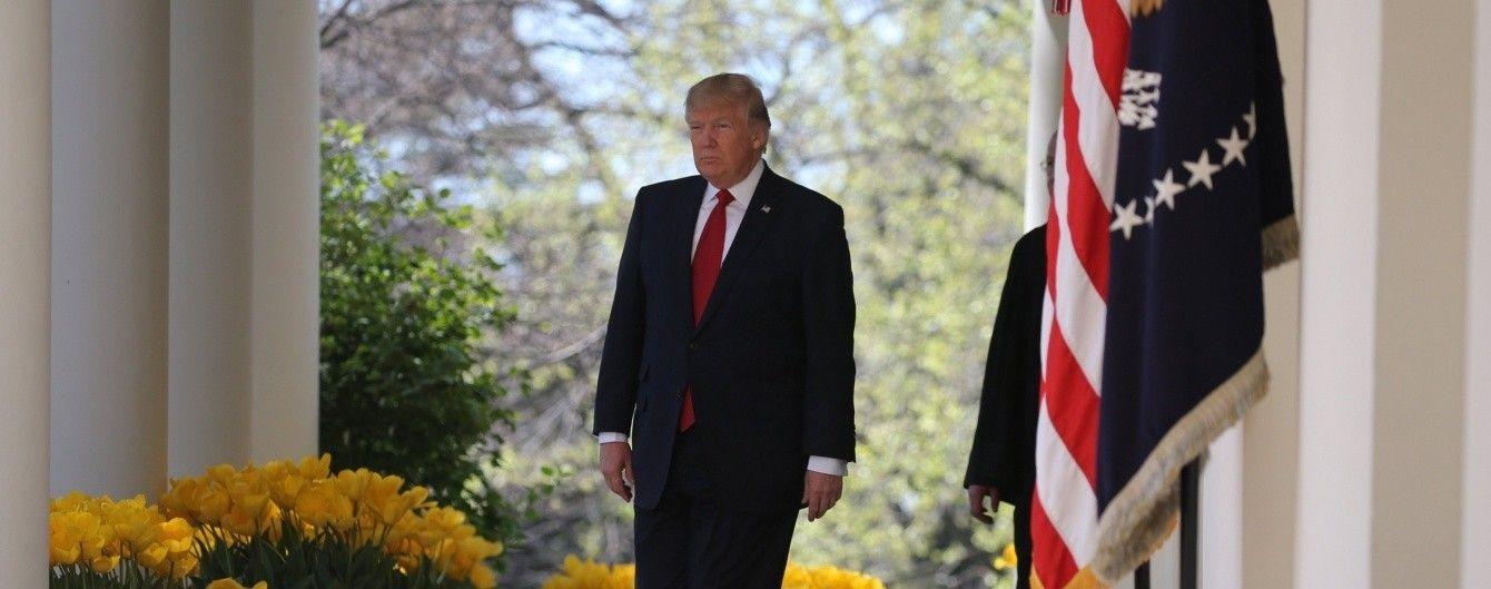 Трамп встретится с Эрдоганом в мае