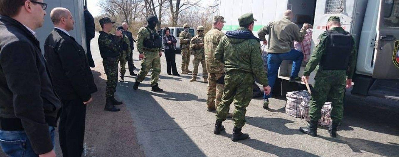 Київ та ОРДЛО обміняються новими списками для обміну полоненими