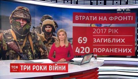 Три роки тому терористи захопили перші міста на сході України
