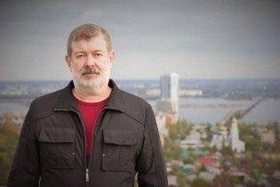 У Росії затримали опозиціонера Мальцева, розпилявши двері його квартири болгаркою