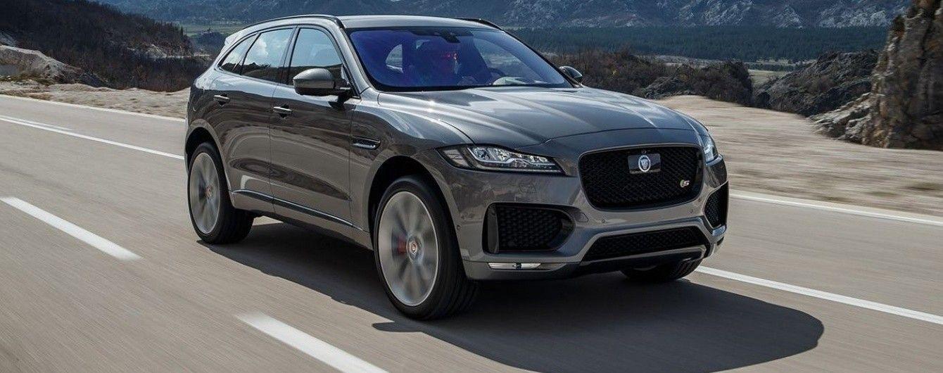 Jaguar F-Pace станет самым быстрым внедорожником