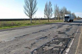 """На Запоріжжі за порушення технологій ямкового ремонту доріг """"обезголовили"""" облавтодор"""