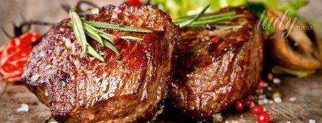 Відбивні котлети з телятини: рецепт від Андрія Величка