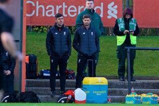 """Джеррард очолить юнацьку команду """"Ліверпуля"""""""