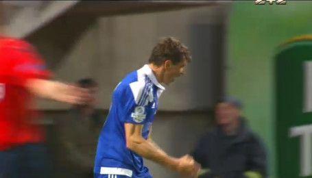 Зоря - Динамо - 0:1. Відео голу Гармаша
