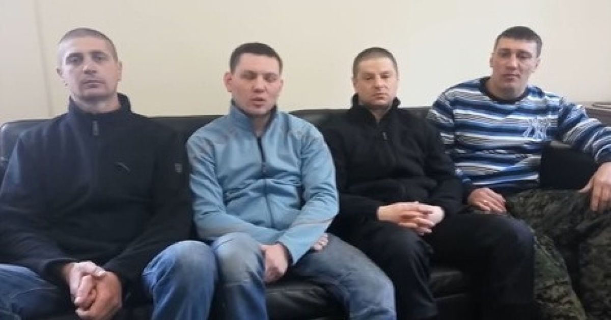 Освобожденный из-под ареста Гончаренко и еще трое экс-беркутовцев сбежали в Россию - СМИ