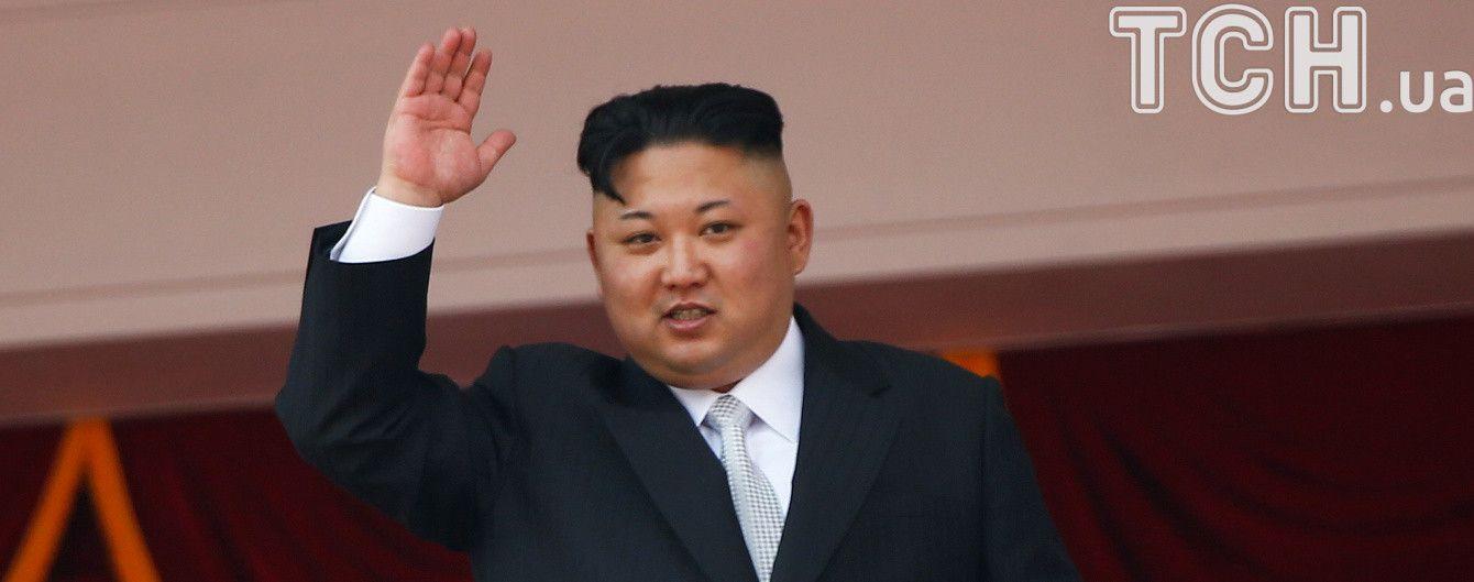 Ким Чен Ын назвал условия ядерного разоружения КНДР - СМИ