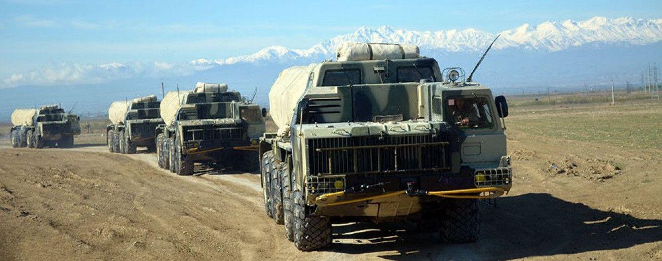 Азербайджан пообещал сбивать самолеты Армении в небе над Нагорным Карабахом