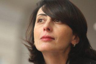 Деканоидзе обрушилась с острой критикой в адрес Луценко