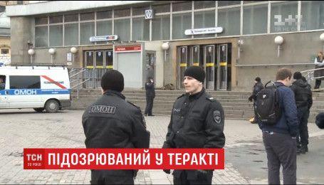 У Росії затримали підозрюваного в організації теракту в пітерському метро