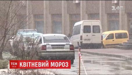 Синоптики прогнозируют резкое изменение погоды по всей Украине
