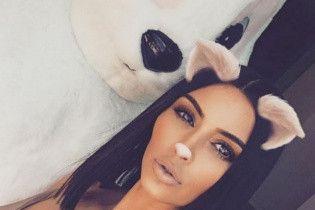 Счастливы вместе: Ким Кардашьян показала трогательные снимки с празднования Пасхи