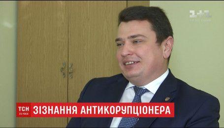 ТСН допросила Артема Сытника: жена-прокурор, состояние и угрозы