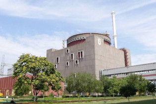 На Запорізькій АЕС відключили перший енергоблок