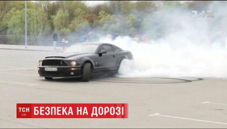 Сумщина підхопила Всеукраїнський флешмоб із безпеки дорожнього руху