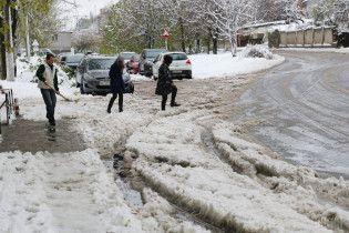 До України насувається ще один циклон з дощами та мокрим снігом. Прогноз погоди на 20 квітня