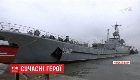 На Миколаївщині стартували зйомки воєнної драми про подвиг українських моряків