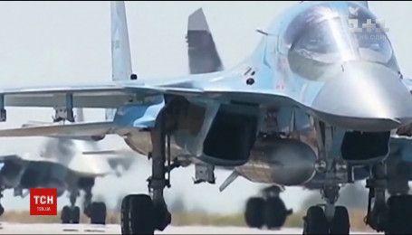 Уряд Асада перекидає авіацію до російської бази Хмеймім