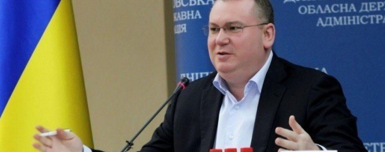 Валентин Резніченко: 2017 рік на Дніпропетровщині пройде під знаком масштабного ремонту доріг