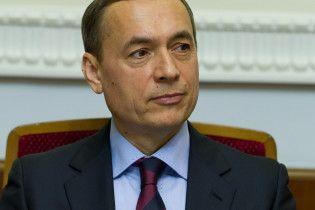 Экс-нардеп Мартыненко бросил на пол повестку на допрос в НАБУ