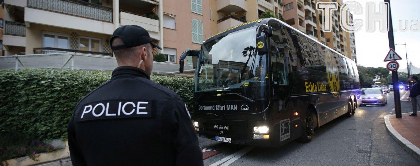 """Підозрюваний у нападі на автобус """"Боруссії"""" відхрещується від атаки"""