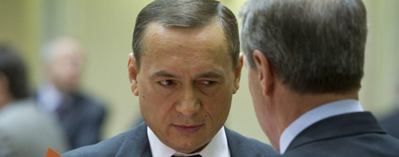 Мартиненко заявив, що не тікатиме з України й не буде просити політичного притулку