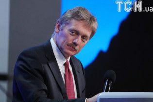 """Пресс-секретарь Путина откликнулся на назначение экс-руководителя """"ДНР"""" чиновником в России"""