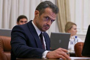 """Новак рассекретил свою зарплату на посту главы """"Укравтодора"""""""