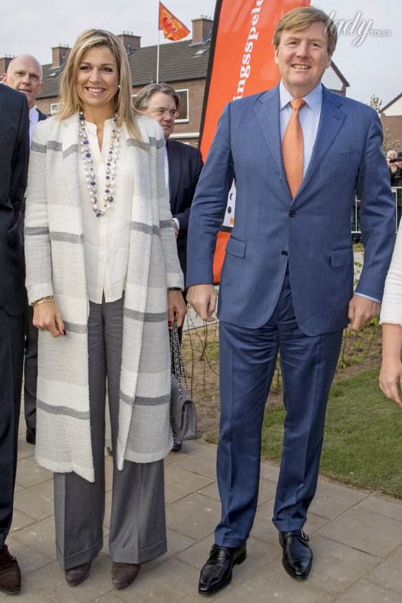 Королева Нидерландов Максима и король Виллем-Александр_4