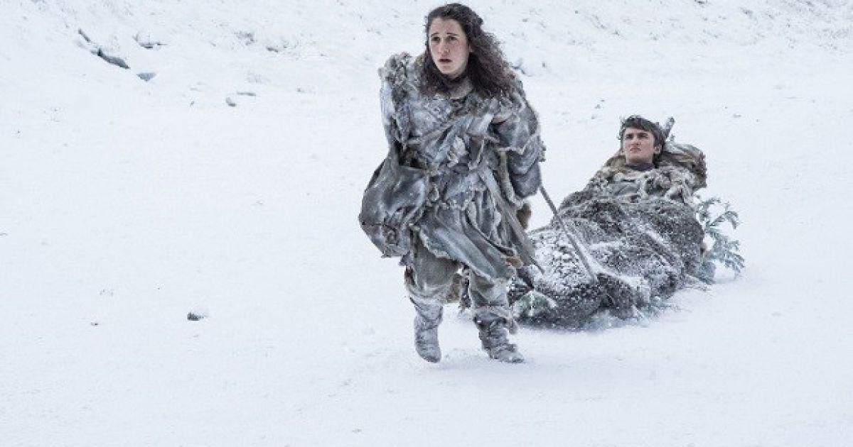 """Фото сьомого сезону """"Гри престолів"""""""