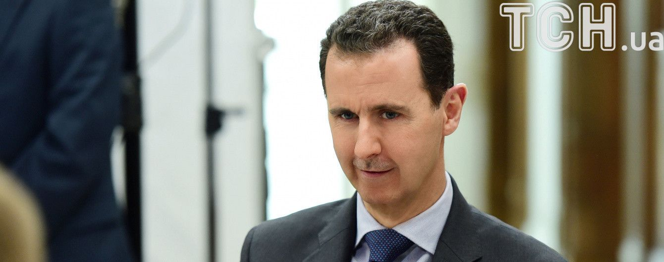 """Сирийский президент Асад попал в базу сайта """"Миротворец"""""""