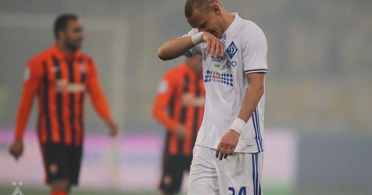 """""""Динамо"""" знову програло """"Шахтарю"""" @ ФК Динамо Київ"""