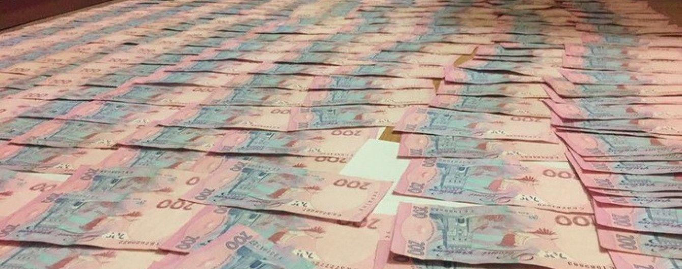 На Львівщині за хабарництво схопили слідчого Нацполіції
