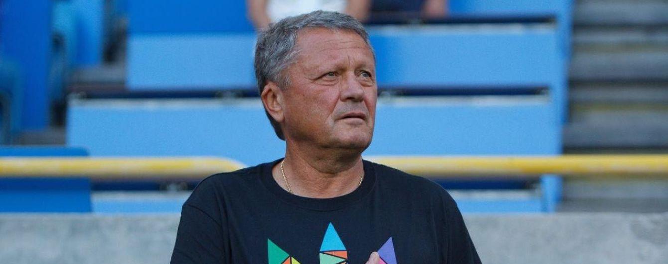 """Колишній гендиректор """"Карпат"""": Маркевич працював з суддями, але договірних матчів не грав"""