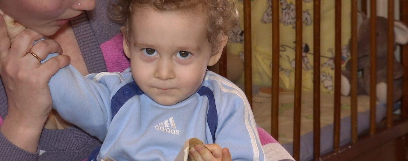 Допоможіть врятувати слух маленькому Степанчику