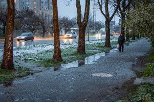 Частину України засипле снігом, решту – поллє дощами. Прогноз погоди на 24-28 жовтня