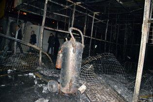В ГСЧС уточнили количество пострадавших в пожаре на одесском рынке