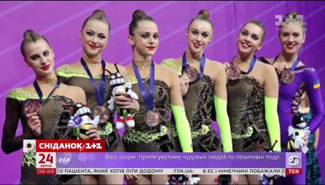 Теннисистка Элина Свитолина и гимнасты вернулись с победами