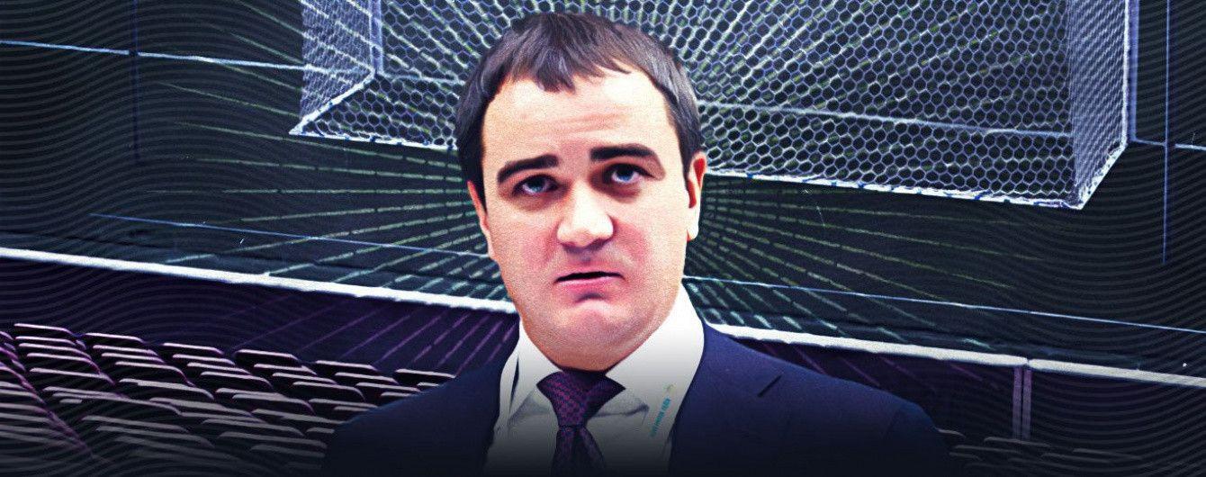 Павелко: допоможемо Баранці очистити наш футбол від договірних матчів