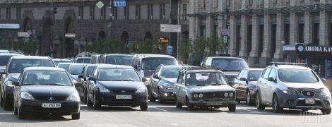 В Киеве могут запретить движение на автомобилях на время карантина