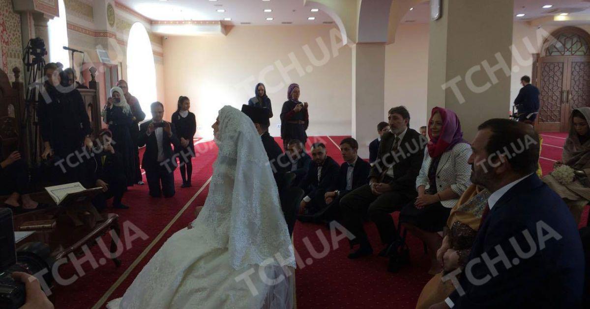 Весілля Джамали @ ТСН.ua