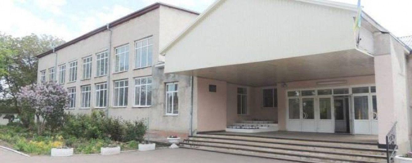 На Одещині вчитель фізкультури зламав руку п'ятикласнику