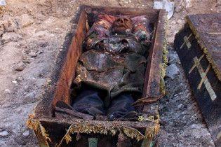 У Туреччині знайшли труну зі скелетом генерала російської армії