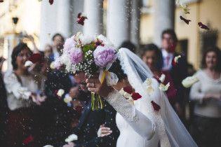 У Києві найближчими днями відбудеться рекордна кількість весіль