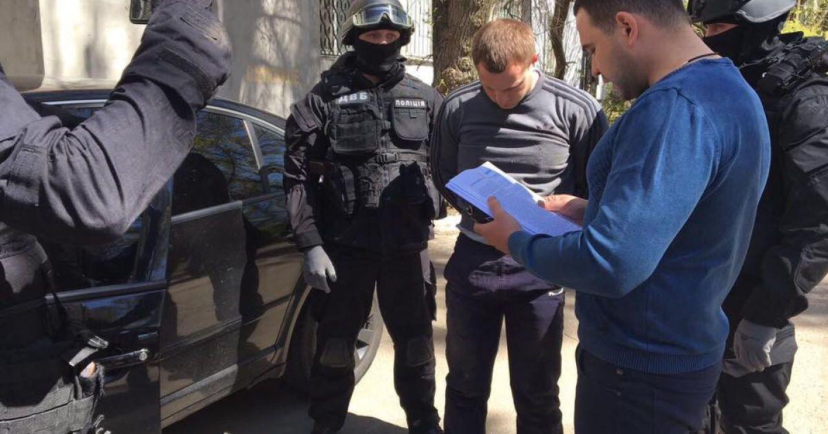 На Дніпропетровщині підозрюваний у рейдерстві намагався відкупитися від поліції